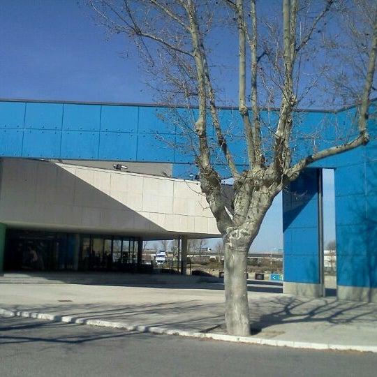 Photo taken at Musée de l'Arles antique by Niscemie on 3/12/2012