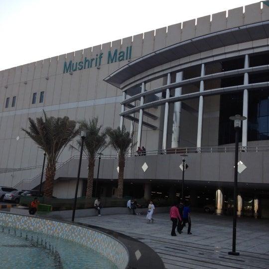 Photo taken at Mushrif Mall by Jessa O. on 8/19/2012