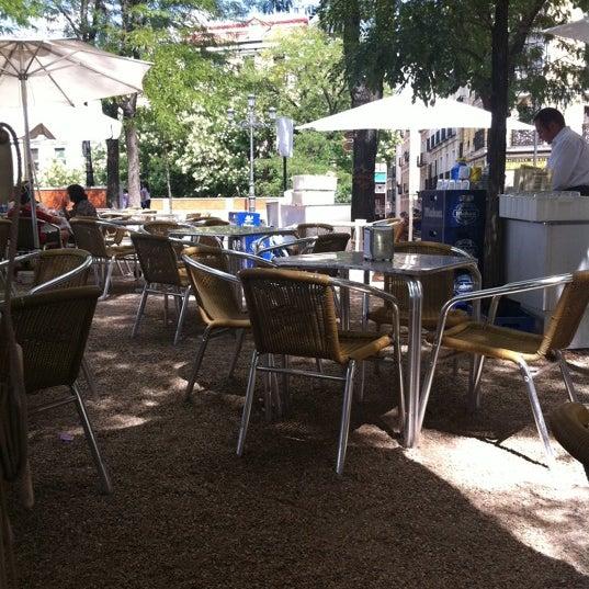 Garitos con terraza - Cabo rufino lazaro ...