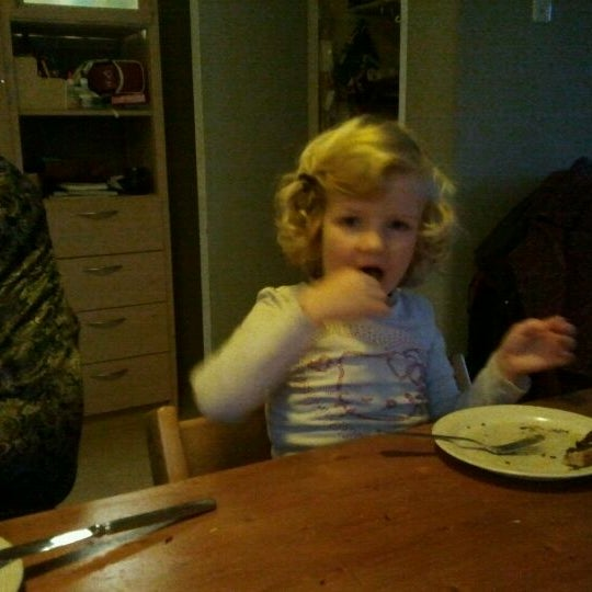 Photo taken at Breakfast Table by Elza v. on 2/17/2012