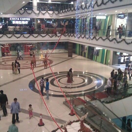 Photo taken at Kumar Pacific Mall by Rahul B. on 12/4/2011