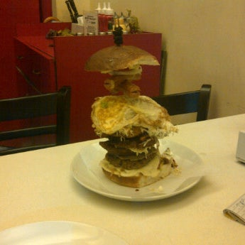 Best Burger Joints In Pune