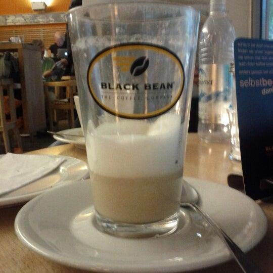Photo taken at Black Bean by Daniel K. on 8/31/2012
