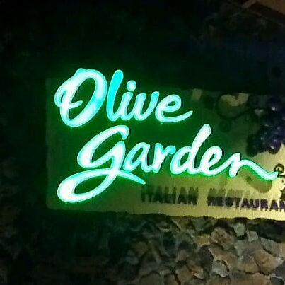 Olive Garden - 244 Hamilton Crossing Dr