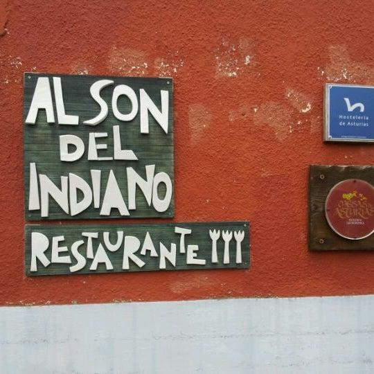 Foto tomada en Restaurante Al Son del Indiano por Elvi.M el 2/20/2012