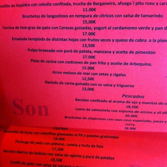 Foto tomada en Restaurante Al Son del Indiano por Sandra J. el 8/28/2011
