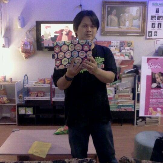 Photo taken at B-star-Music School by ณัฐพล ร. on 9/26/2011
