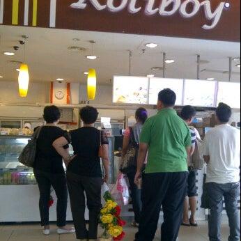 Photo taken at Rotiboy by eddie C. on 1/24/2012