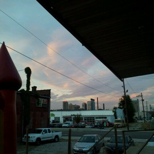 Photo taken at Good People Brewing Company by Jenni L. O. on 8/14/2011
