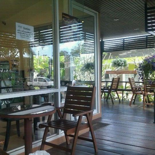 Photo taken at Café Amazon by TorpongCh on 1/21/2012