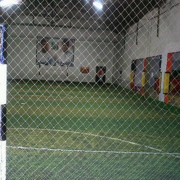 Photo taken at Bayam Indah Futsal Center by Ethink Maulana on 4/14/2011