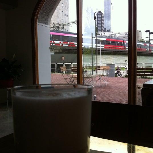 Foto tomada en Lokaal Espresso por Entwerpen el 9/13/2011