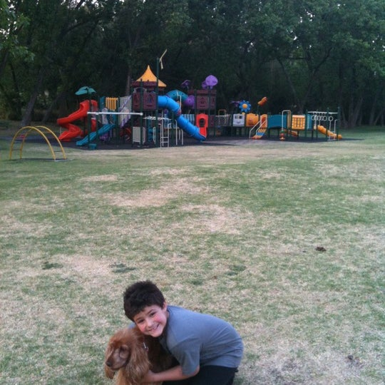 Photo taken at Simba Playground @ Delta Park by Mario S. on 9/29/2011