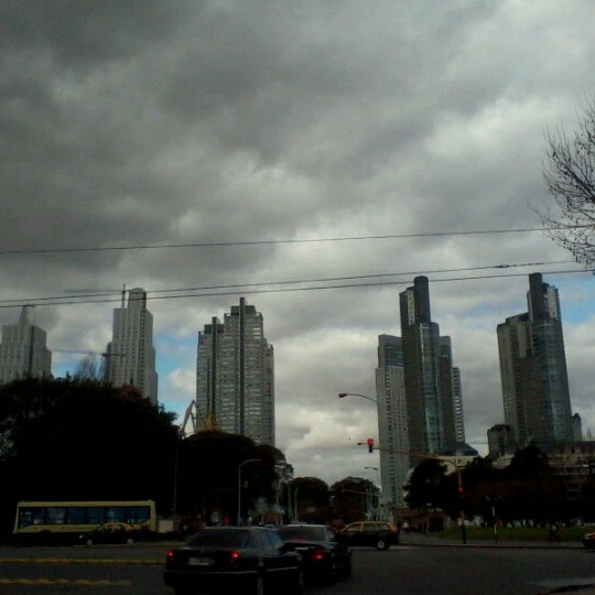 Photo taken at Puerto Madero by Leo P. on 8/25/2012