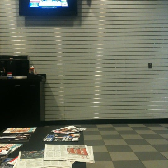 Photo taken at Belle Tire by Andy O. on 11/8/2011