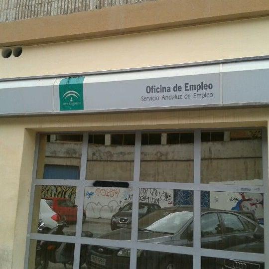 Oficina de empleo sae la paz m laga andaluc a for Oficina de empleo arguelles