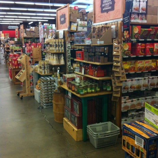 Photo taken at Cost Plus World Market by Nick I. on 11/27/2011