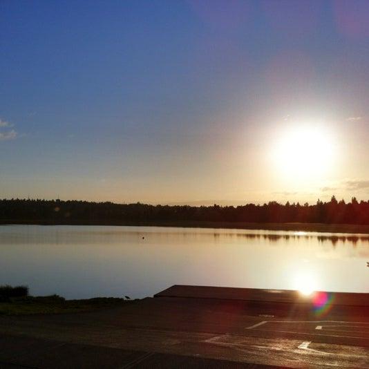 Photo taken at Green Lake Boathouse by Erik B. on 5/10/2012