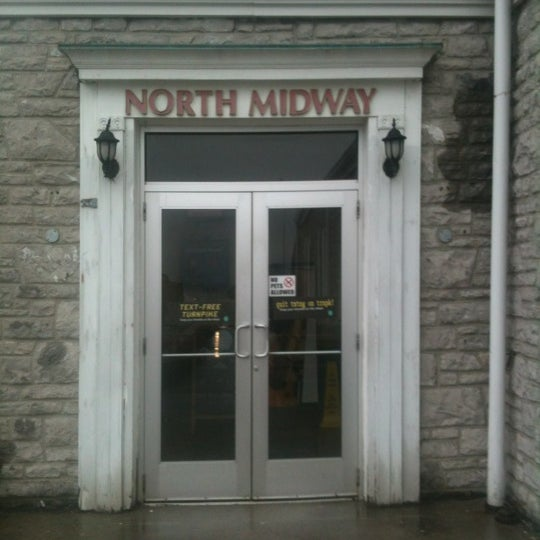 Photo taken at North Midway Service Plaza by Andrew A. on 2/16/2012