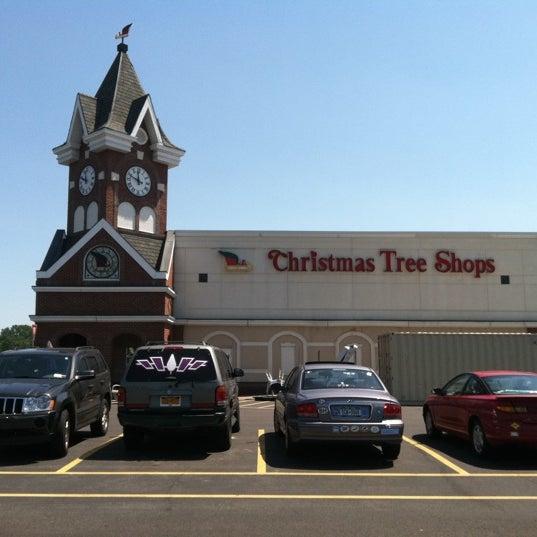 Christmas tree shops gift shop