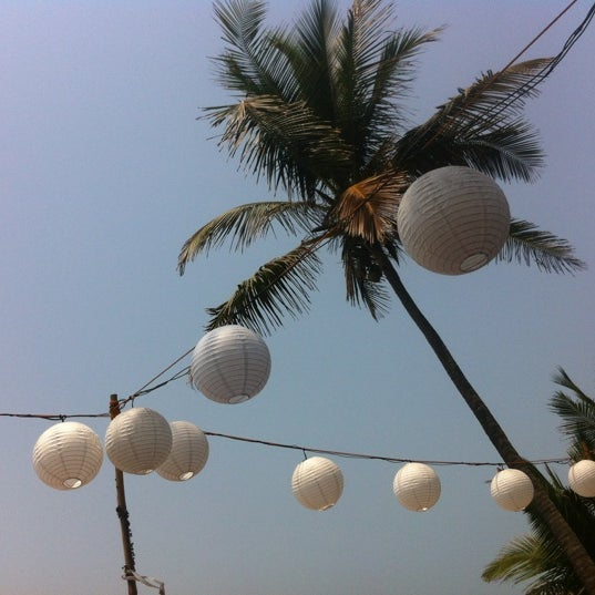 Photo taken at Rococco Ashwem by Christina W. on 3/17/2012