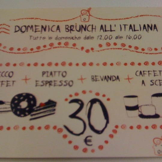 Photo taken at Osteria del Sognatore by may v. on 1/19/2012