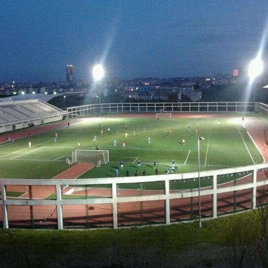 Photo prise au İTÜ Stadyumu par Ersan le3/28/2012
