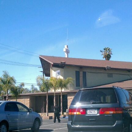 Photo taken at ELIM Central Los Angeles by Juan R. on 4/1/2012