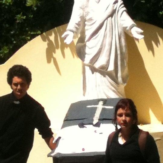 Foto tomada en Colegio San Juan Evangelista por Claudia el 10/12/2011