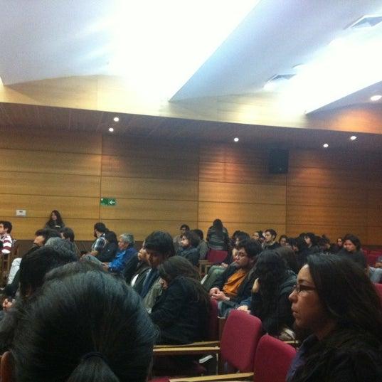 Foto tomada en Universidad Católica del Norte por José M. el 7/19/2011