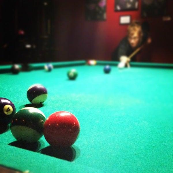 Photo taken at Bonfire Lounge by Michael G. on 10/25/2011