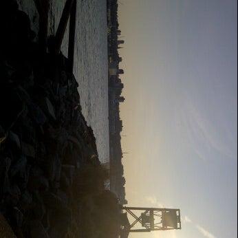 Photo taken at Alderney Landing by Michael L. on 3/22/2012