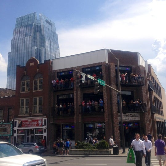 Photo taken at Honky Tonk Central by Bradshaw L. on 3/31/2012