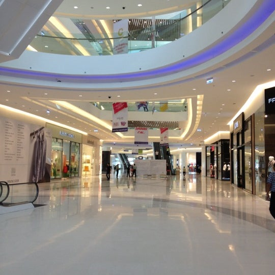 Crescent Mall Shopping Mall