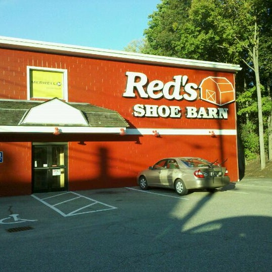 Red S Shoe Dover Nh