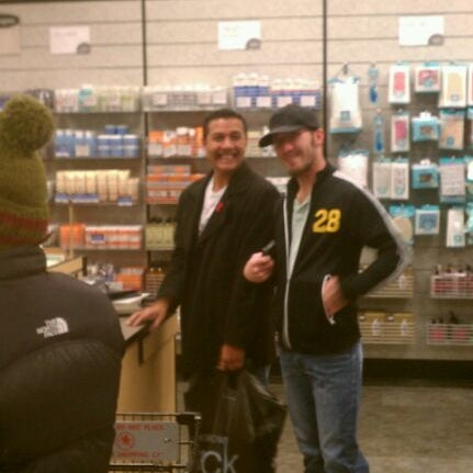 Photo taken at Nordstrom Rack by Amy L. on 12/26/2011