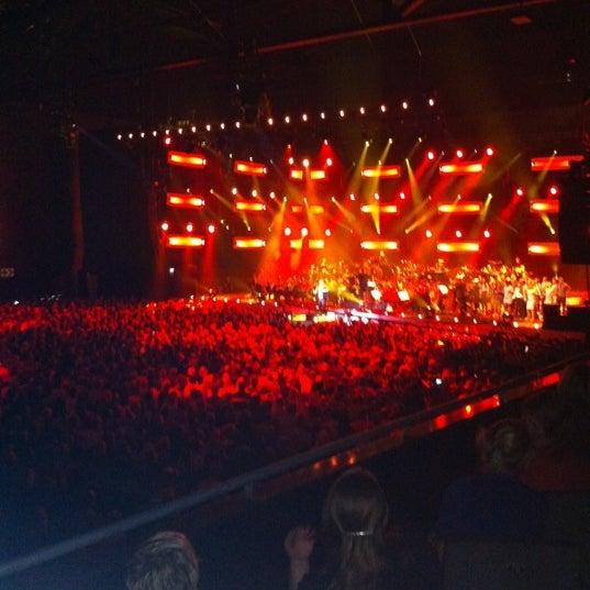 Photo taken at AFAS Live by Birgitte D. on 10/6/2011
