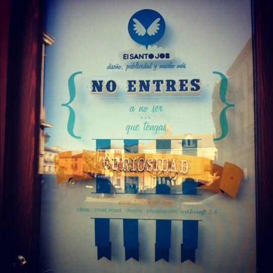 Foto tomada en El Santo Job por Pedro A. el 2/28/2012