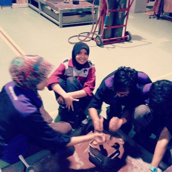Photo taken at Fakulti Kejuruteraan Pembuatan UTeM by Anep Z. on 5/4/2012