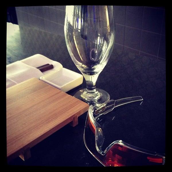 Photo taken at PNK Restaurant & Ultra Lounge by Julian G. on 7/29/2012