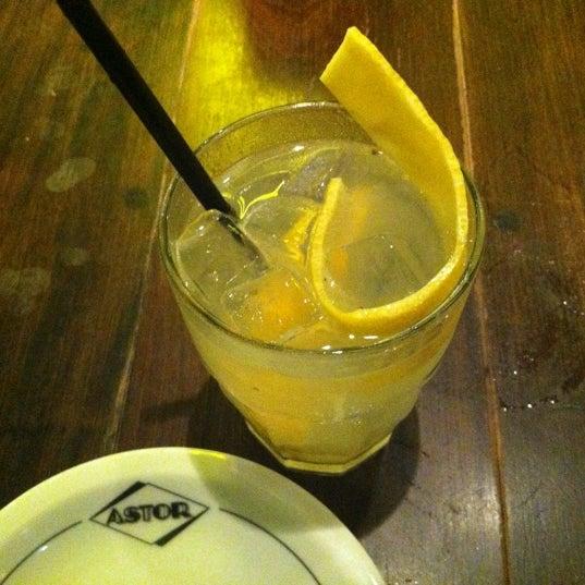 Photo taken at Bar Astor by Guilherme S. on 4/30/2012