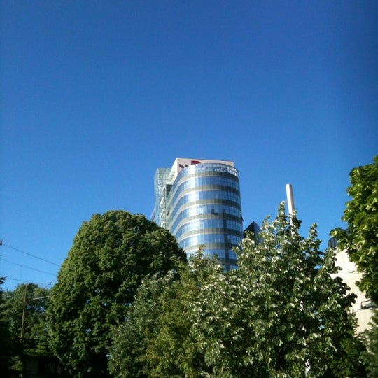 Photo taken at Hrvatski Telekom by Patrick on 4/27/2012