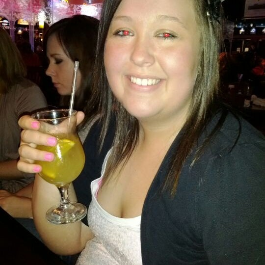 Photo taken at Dave & Buster's by Christa A. on 2/19/2012