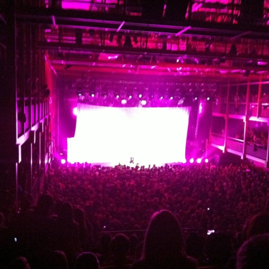 Photo taken at AB Ancienne Belgique by Paul V. on 6/13/2012