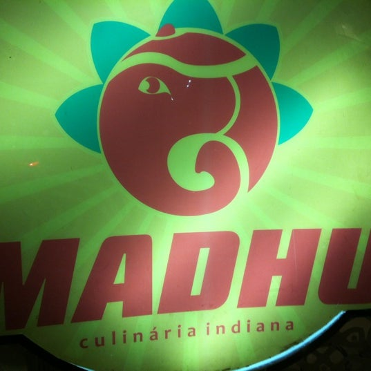 Photo taken at Madhu by Alexandre L. on 8/6/2012