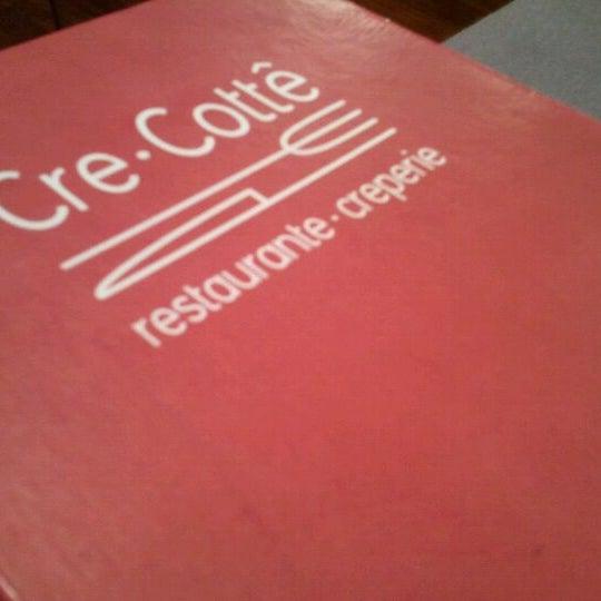 Foto tomada en Cre-Cotte por Susana P. el 2/25/2012