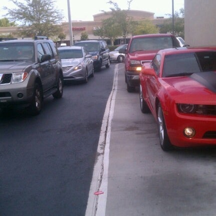 Photo taken at Chick-fil-A by Dean on 8/1/2012