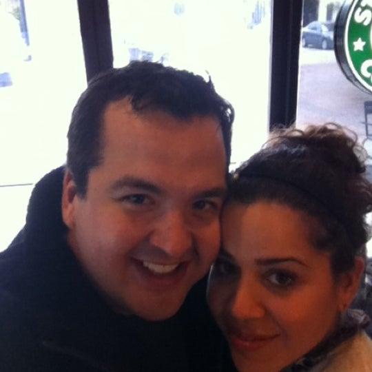 Photo taken at Starbucks by Katya R. on 3/11/2012