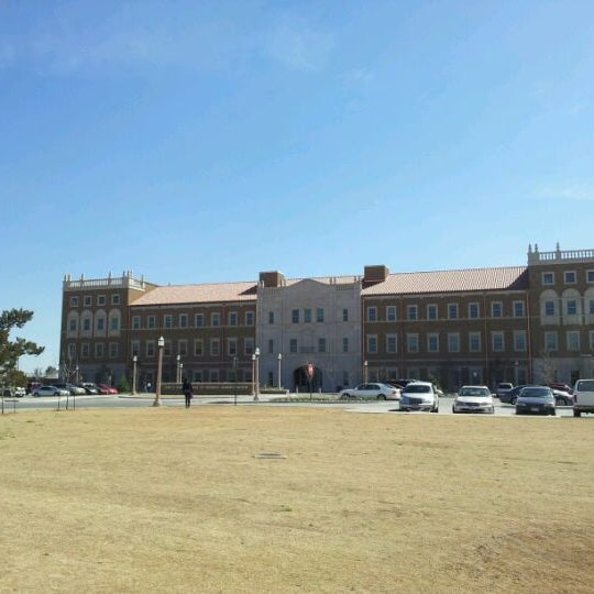 Photo taken at TTU - Rawls College of Business by Purvi S. on 3/7/2012