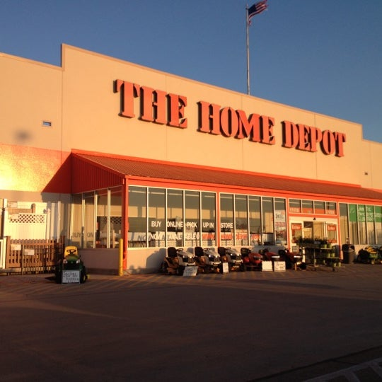 The Home Depot 1 Tip